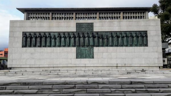 A Nagasaki: il monumento ai 26 Martiri