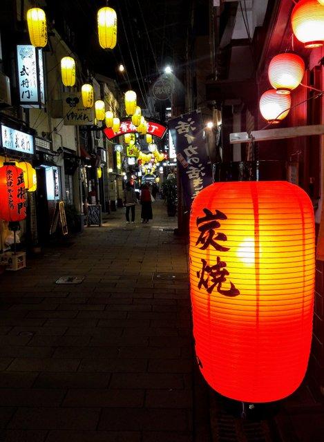 Nagasaki, Chinatown