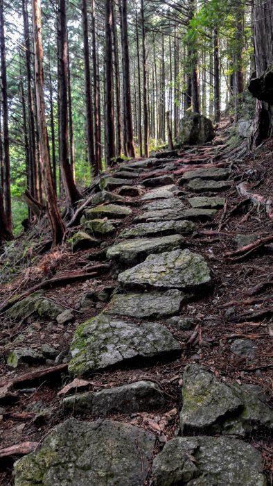 Trekking in Giappone: il Kumano Kodo