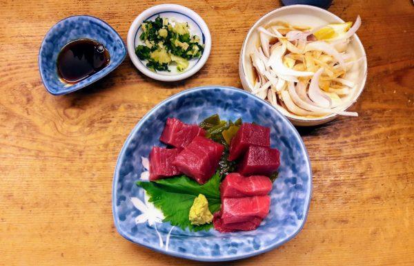 Maguro Teishoku, da Takehara