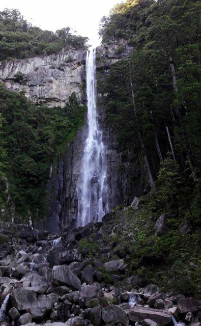 La cascata di Nachi