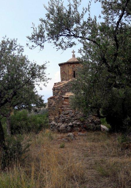 La chiesa di Agios Nikolaos