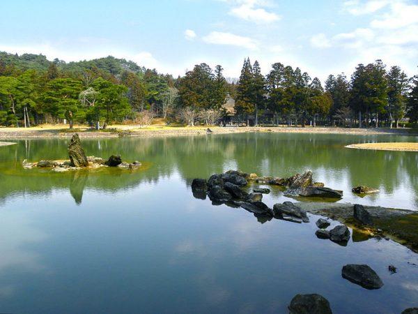 Il giardino della Terra pura del Motsuji