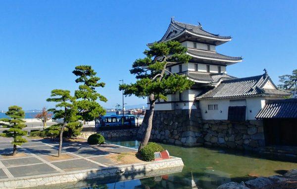 Castello di Takamatsu