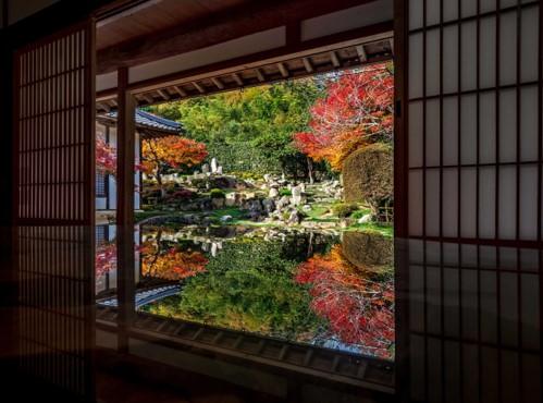 Tempio Daitsu-ji, Yakage