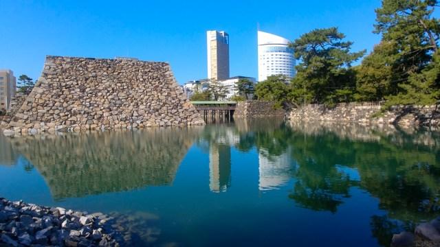 Il castello di Takamatsu