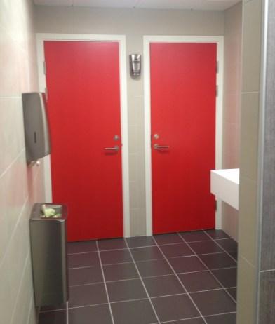 Sanitæranlegg OTI: Toaletter