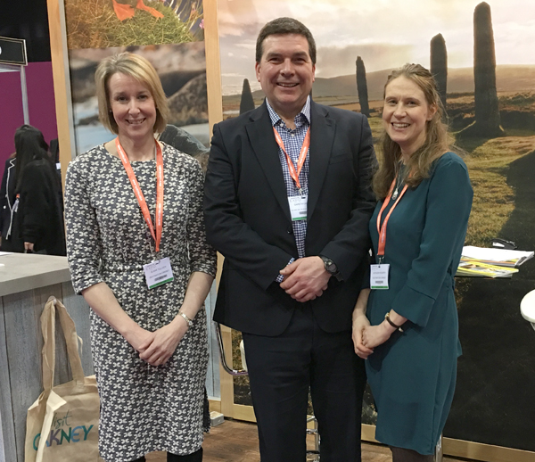 DestinationOrkney CEO chair