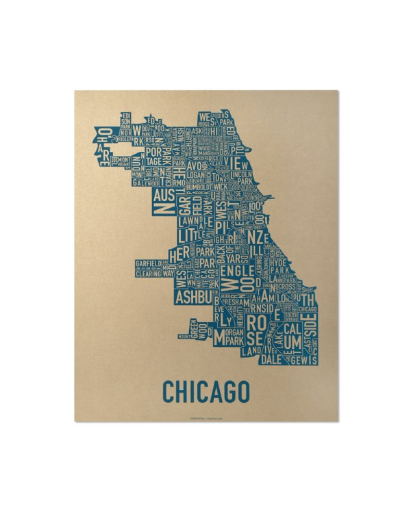20+ City Of Chicago Neighborhood Map Pictures and Ideas on Weric Chicago Neighborhood Map Poster on