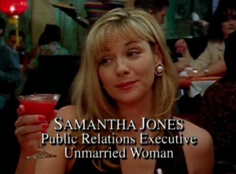 Samantha Jones PR