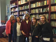 Some of the committee of Wexford Literary Festival