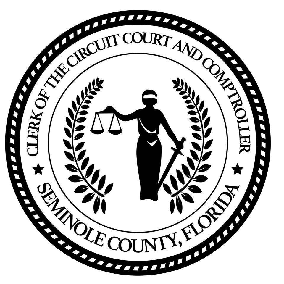 Competition For Seminole County Clerk of Court: Maloy