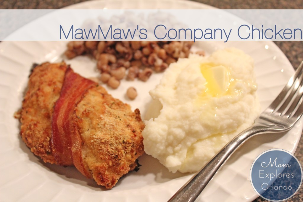 MawMaw's Company Chicken | Mom Explores Orlando