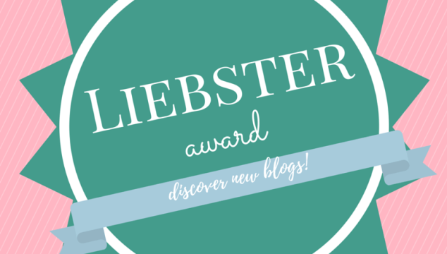 My First Blogging Award!