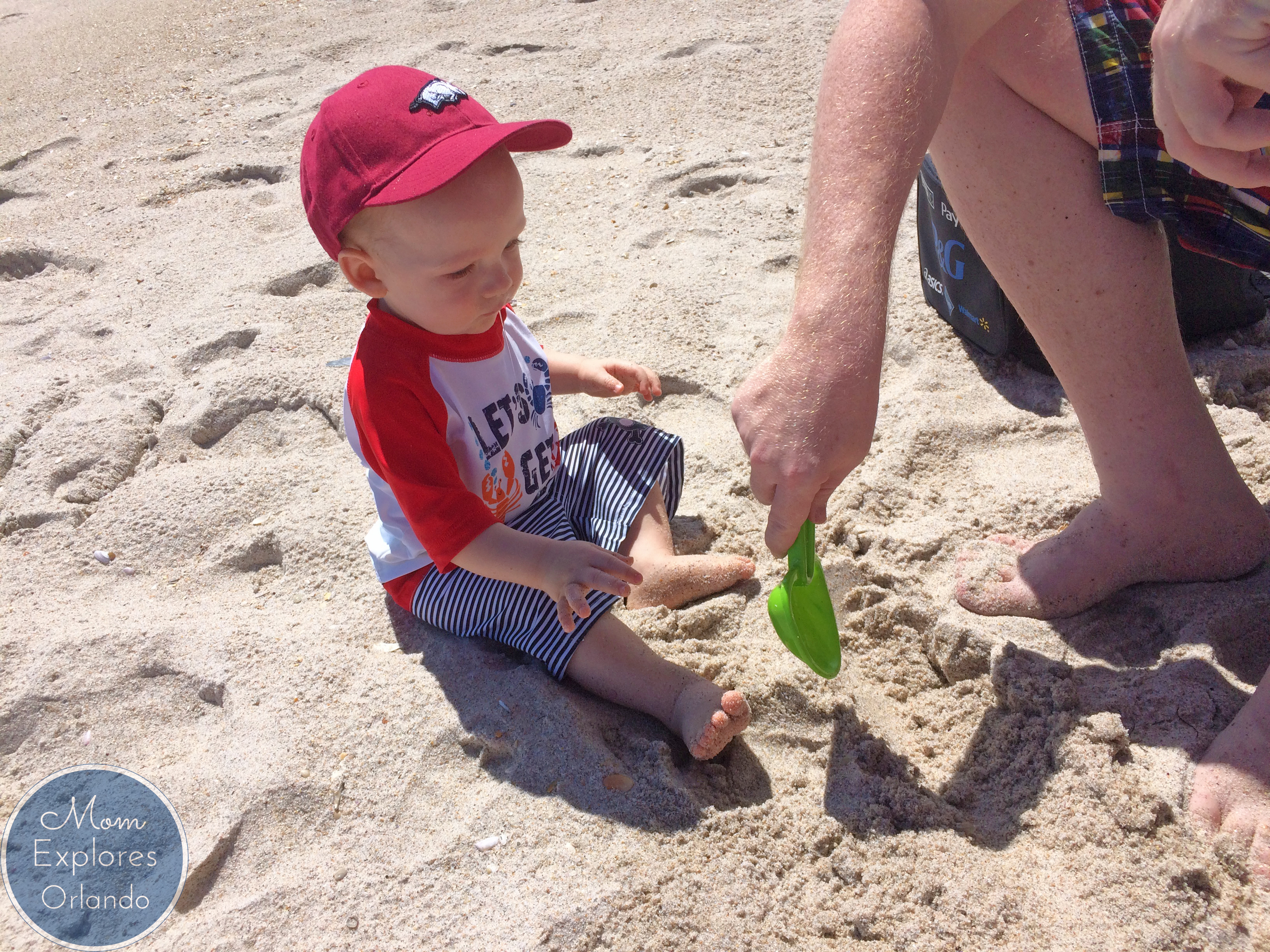 Central Florida's Best Beach | Mom Explores Orlando