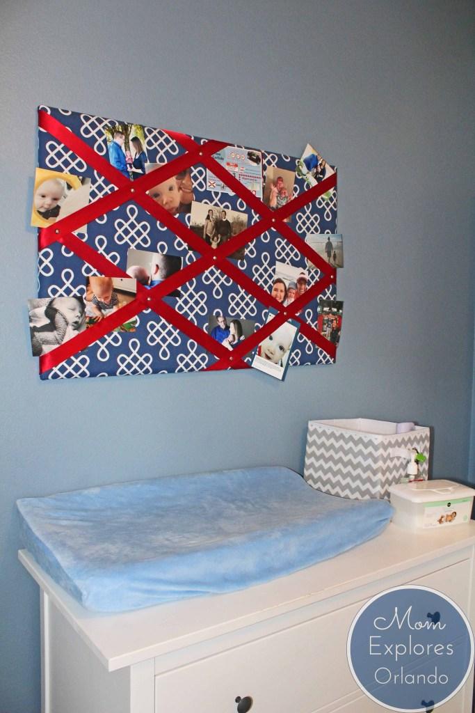 Americana Themed Nursery