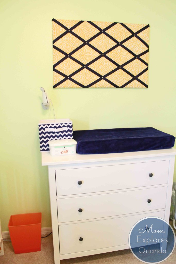Vintage Florida Themed Nursery