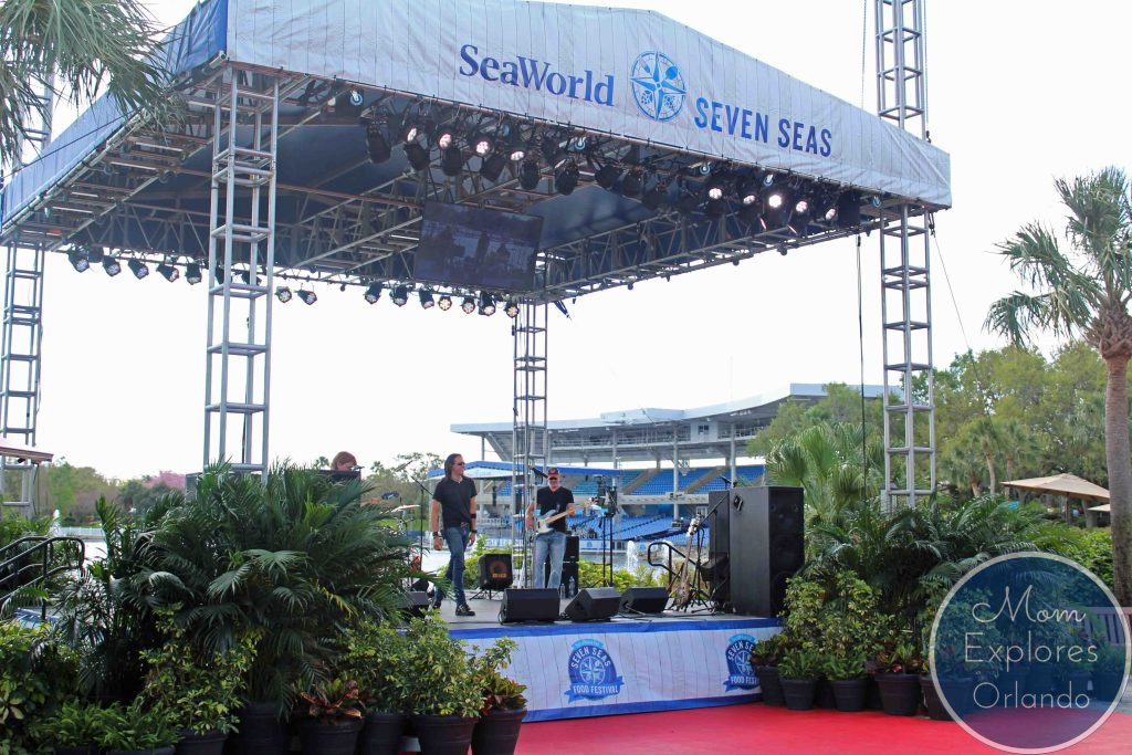 Sea World Orlando Seven Seas Food Festival