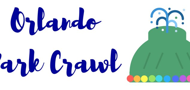 Orlando Park Crawl - Free checklist with the best parks for families in Central Florida #Orlando #Florida
