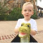 T-Rex Cafe at Disney Springs #Disney #DisneySprings #WDW #DisneyWorld #Dinosaurs #TRex #DisneyDining #FamilyTravel