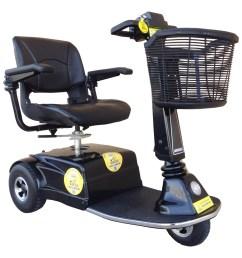 vx3 commercial grade theme park scooter [ 1000 x 1000 Pixel ]