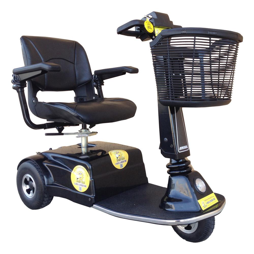 medium resolution of vx3 commercial grade theme park scooter