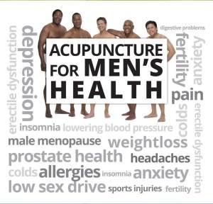 Mens Health Acupuncture