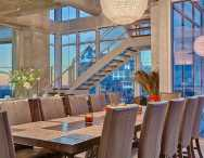 Solaire Penthouse Dining