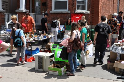 Avalon Park Garage SaLE