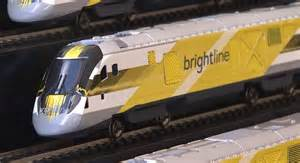 Brightline Train Part of Many Commercial Projects