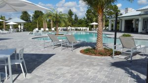 The Lakes at Harmony Pool