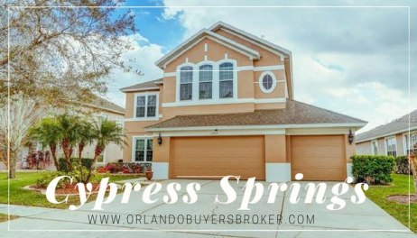 Cypress Springs Homes for Sale