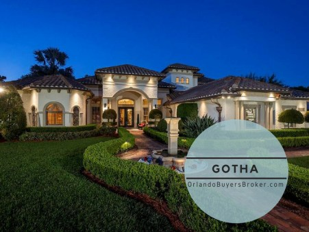 Gotha Homes for Sale