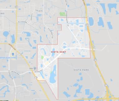 Vista East Homes for Sale