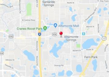 Enclave Townhouses in Altamonte Springs