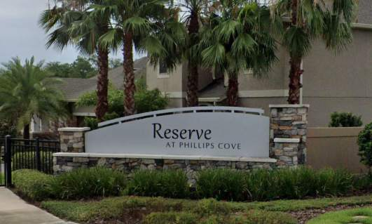 The Reserve at Phillips Cove