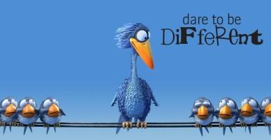 be different-orlando espinosa