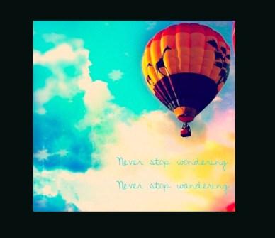 never_stop_wondering_and_never stop wandering orlando espinosa