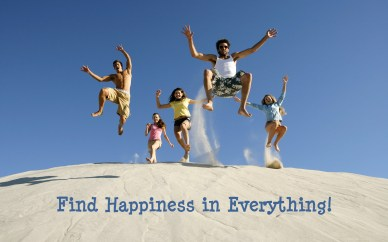 find happiness in everything-orlando espinosa