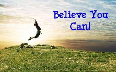 Believe You Can-Orlando Espinosa