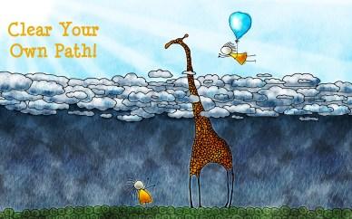 clear path orlando espinosa giraffe