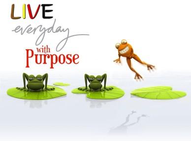 live every day with purpose orlando espinosa
