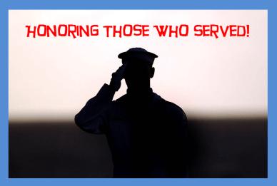 Happy Veterans Day-Orlando Espinosa