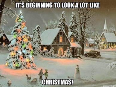 It's beginning to look a lot like christmas-orlando espinosa