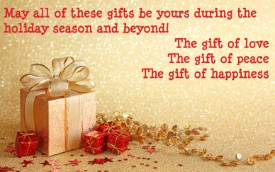 the gift Christmas-orlando espinosa