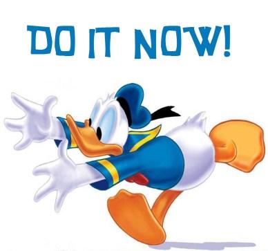 do it now-orlando espinosa