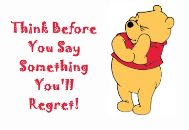Say something orlando espinosa Thinking-PoohBear