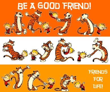 be a good friend orlando espinosa