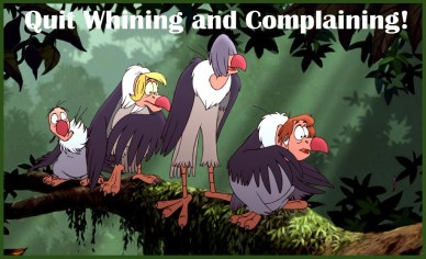 whining and complaing orlando espinosa