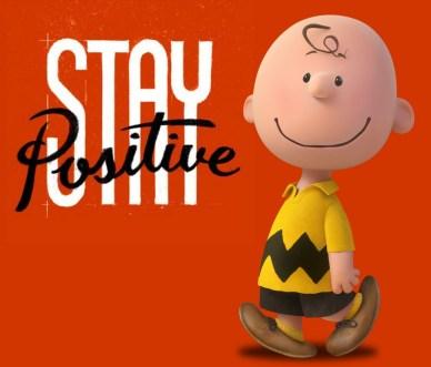 Always Stay Positive Orlando Espinosa